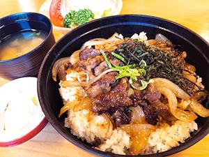 伊賀牛スタミナ丼